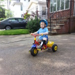 at-on-his-tricycle